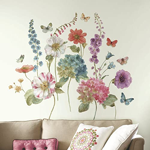 Floral Wall Decals: Amazon.c