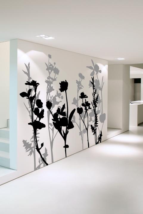 Wall Decals Floral Tree 2- WALLTAT.com Art Without Boundari