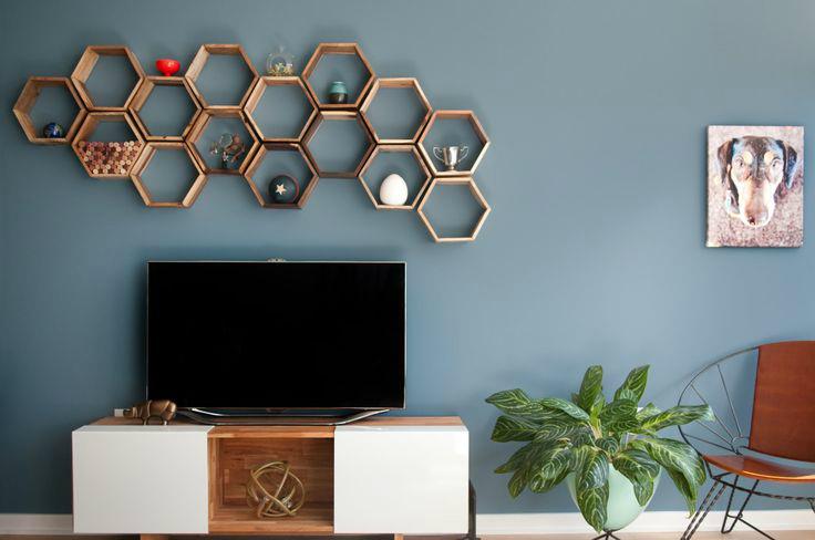 40 TV Wall Decor Ideas - Decor10 Bl