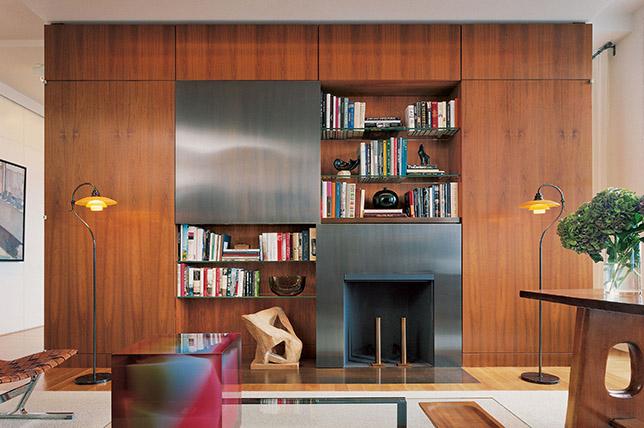 living-room-wall-decor-ideas-shelving | Décor A