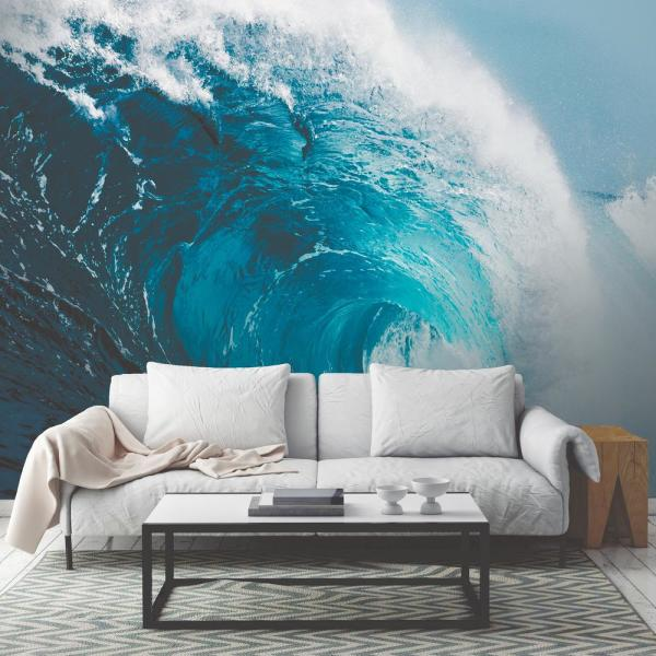 Wall Rogues Ocean Waves Wall Mural WR50516 - The Home Dep