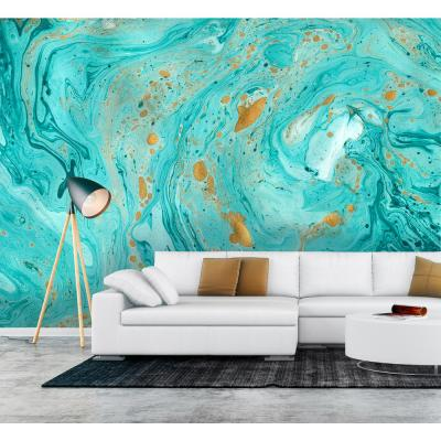 Wall Rogues Marble Texture Wall Mural FDM50572 - The Home Dep