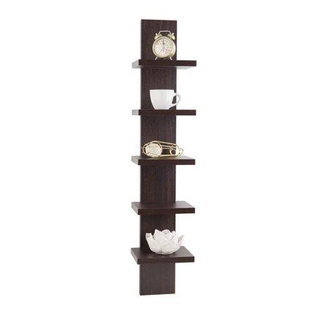 Danya B. Utility Column Spine Wall Shelves - Walmart.com - Walmart.c