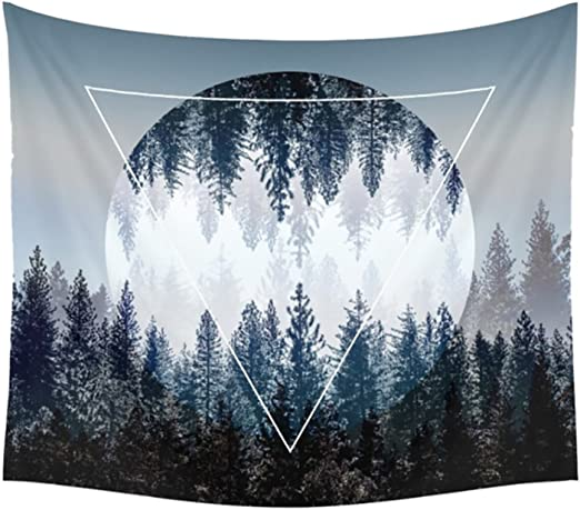 Amazon.com: Tapestry Wall Tapestry Wall Hanging Tapestries Sunset .