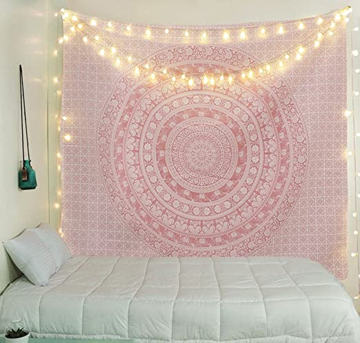 Amazon.com: Tapestry Wall Tapestry Wall Hanging Tapestries Sparkly .