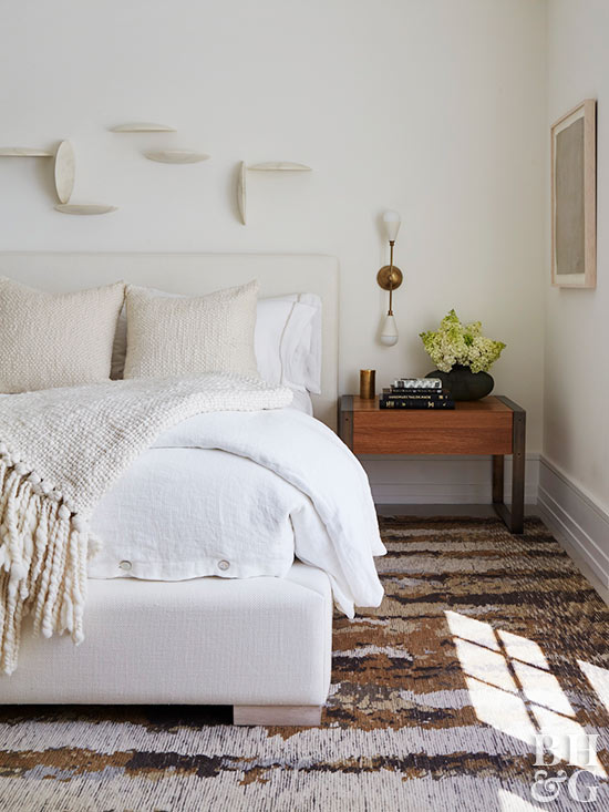 Bedroom Color Ideas: White Bedrooms | Better Homes & Garde