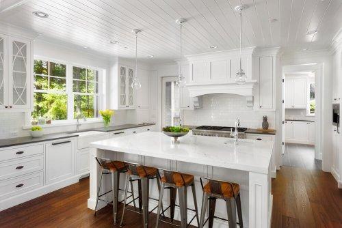 Modern White Kitchens: 3 Beautiful Styles — Decor Ti
