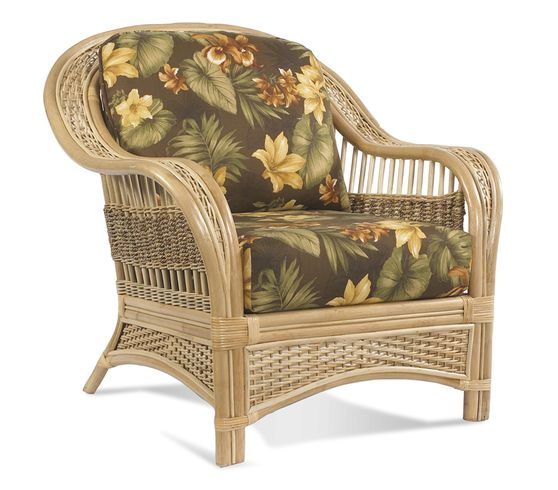 Rattan Chair - Tropical Bree