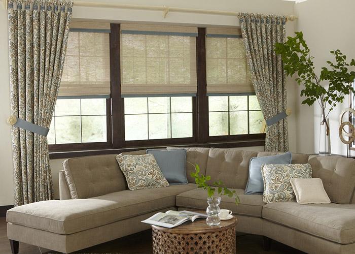 Window Treatment Ideas for Casement Windows and Skyligh