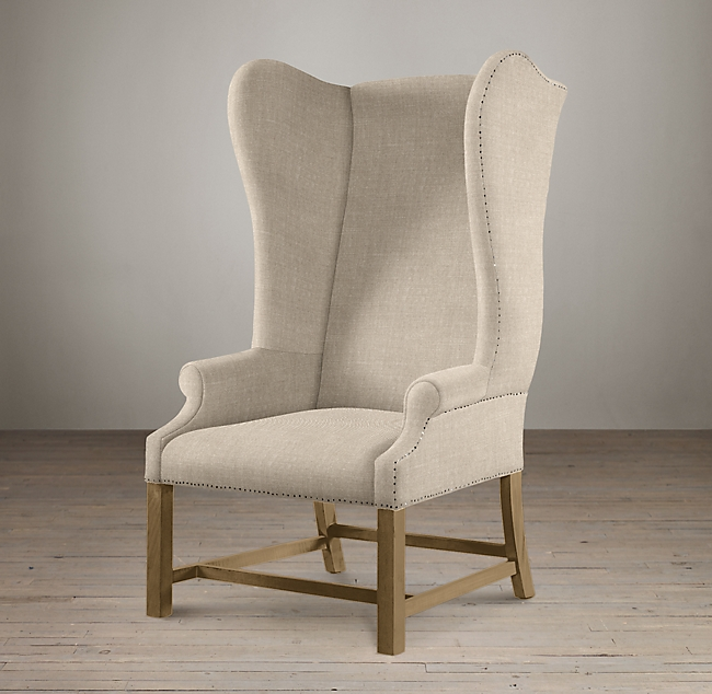 French Wingback Cha