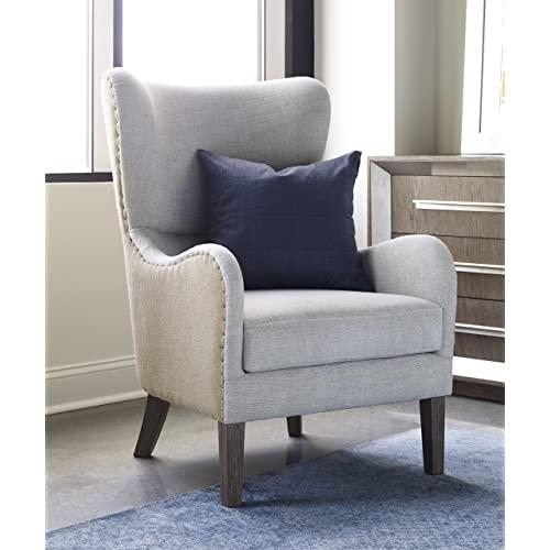 Modern Wingback Chair: Amazon.c