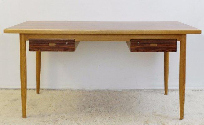 Vintage Wooden Desk, 1970s for sale at Pamo