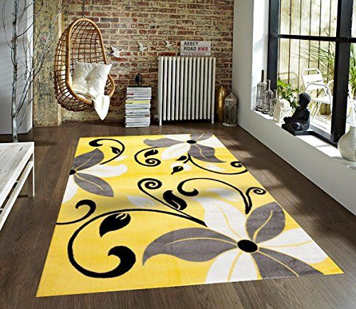 Funky Yellow Area Rugs – Do You Know the Affects of Yellow on the .