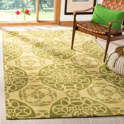 Buy Yellow, Non Slip Area Rugs Online at Overstock | Our Best Rugs .